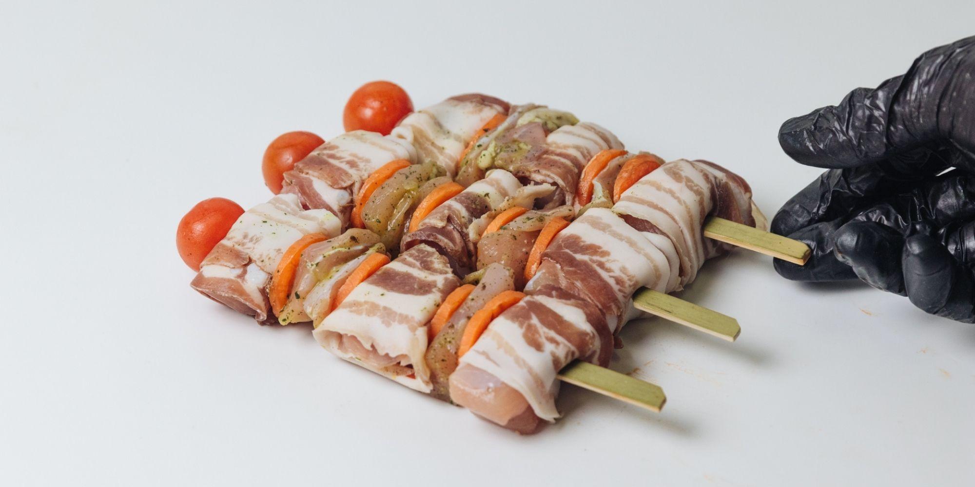 Gourmet Menu Kebabs available in Malta