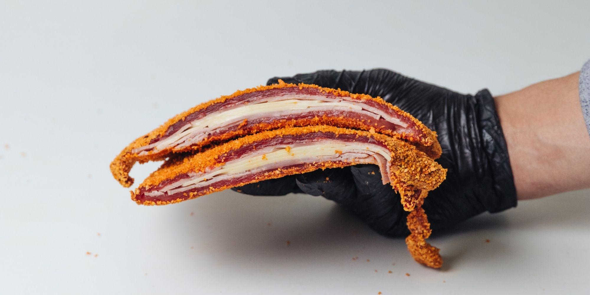 Gourmet Menu Cordon Bleu from JM Butcher
