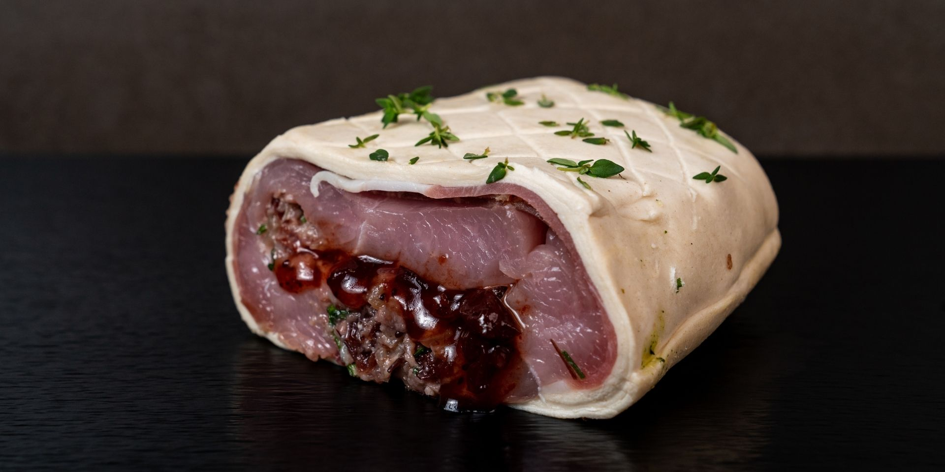 Turkey Wellington for Christmas Dinner available in Malta