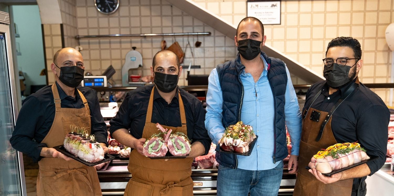 Joseph Zammit director of J&M butcher malta
