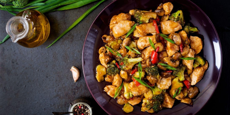 Chicken Stir Fry Recipes