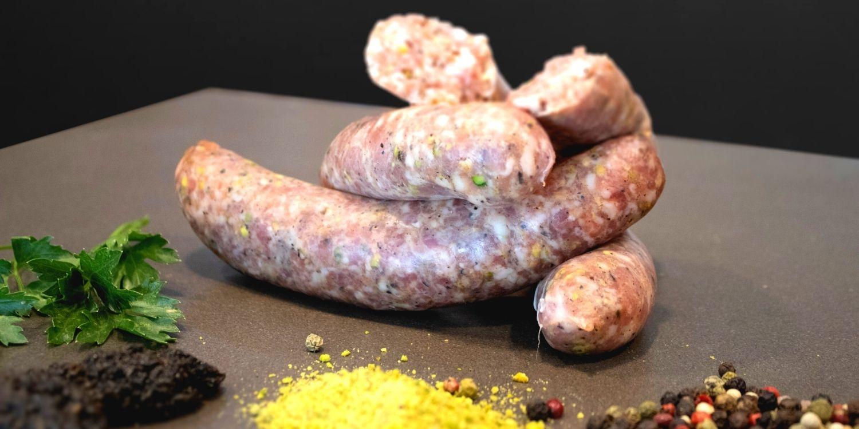 Maltese sausage, a traditional recipe at J&M Butcher