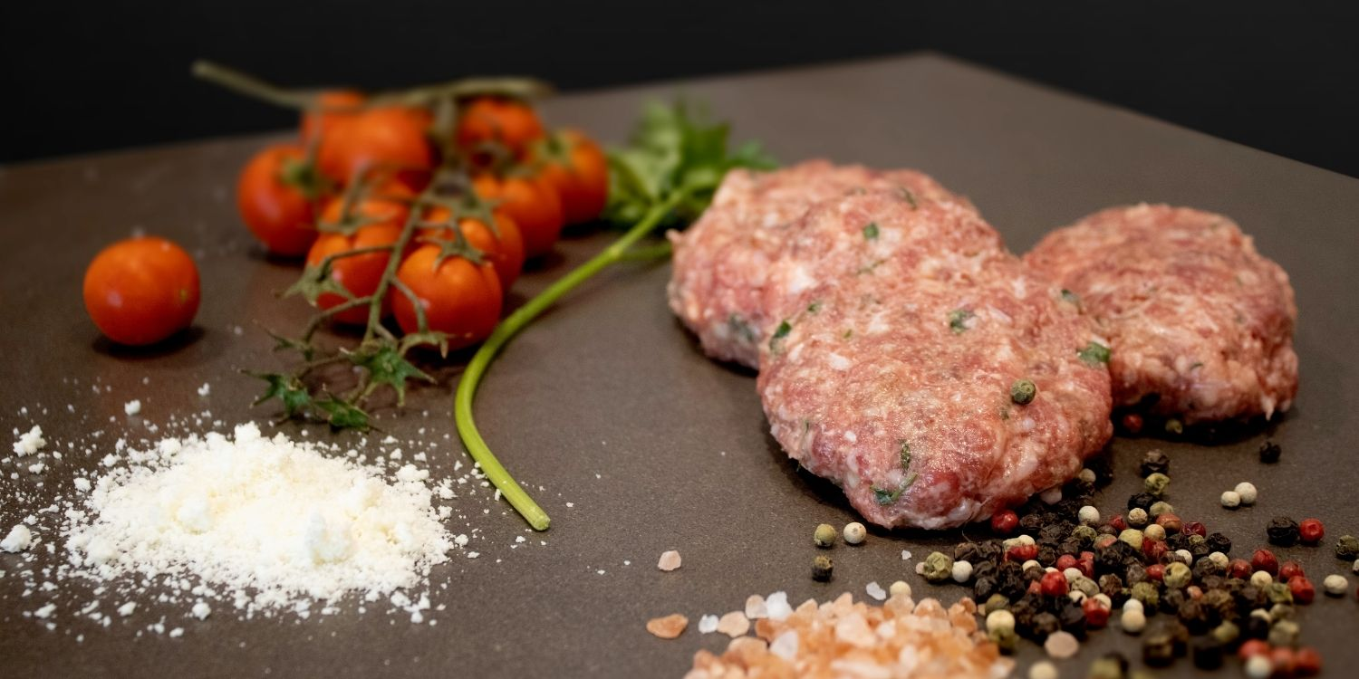 Gourmet Barbecue Horse Meat Polpette