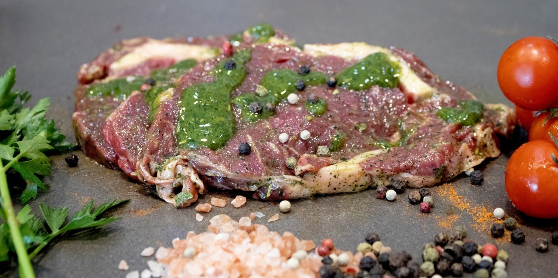 High Quality Ribeye from online J&M Butcher