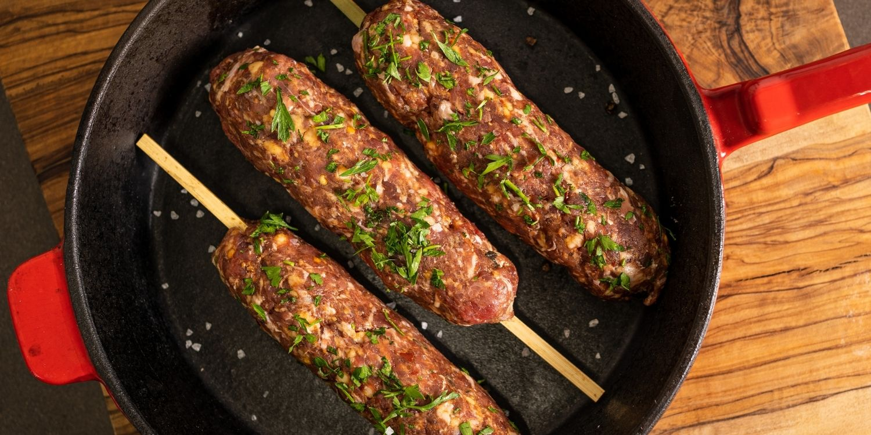 Lamb Koftas from J&M online Butcher in Malta