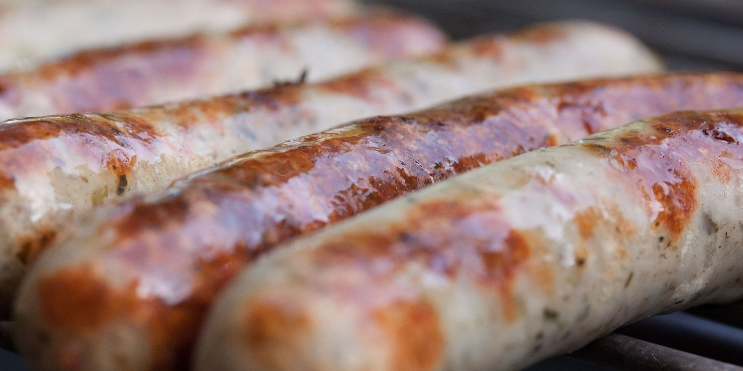 Lamb Sausages for barbecue