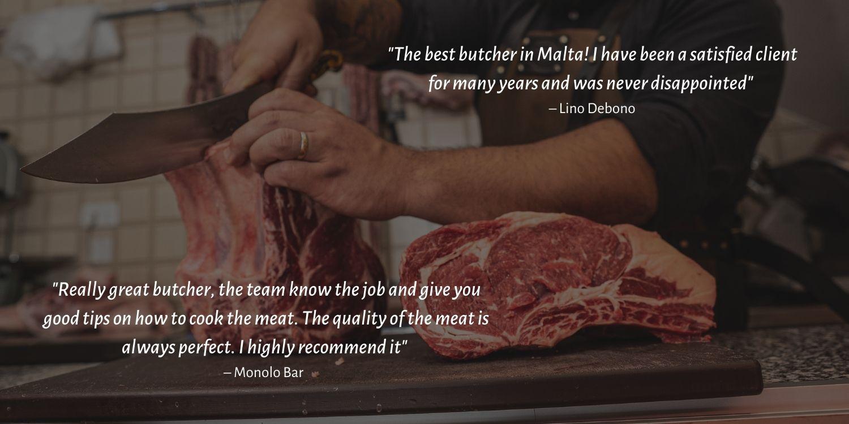 best Butcher Malta