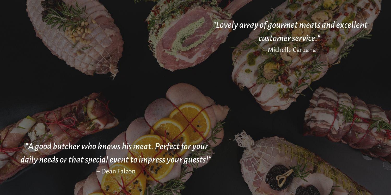 Best meat in Malta from J&M Butcher